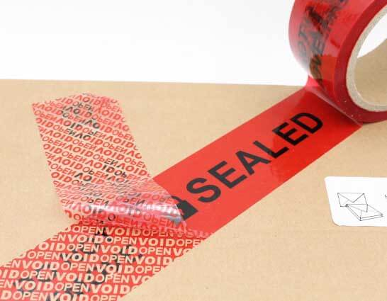 Full Transfer Security Tape HT-F of Hoefon Security Seals