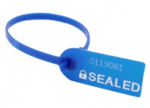 Plastic ring seal by Hoefon Security Seals