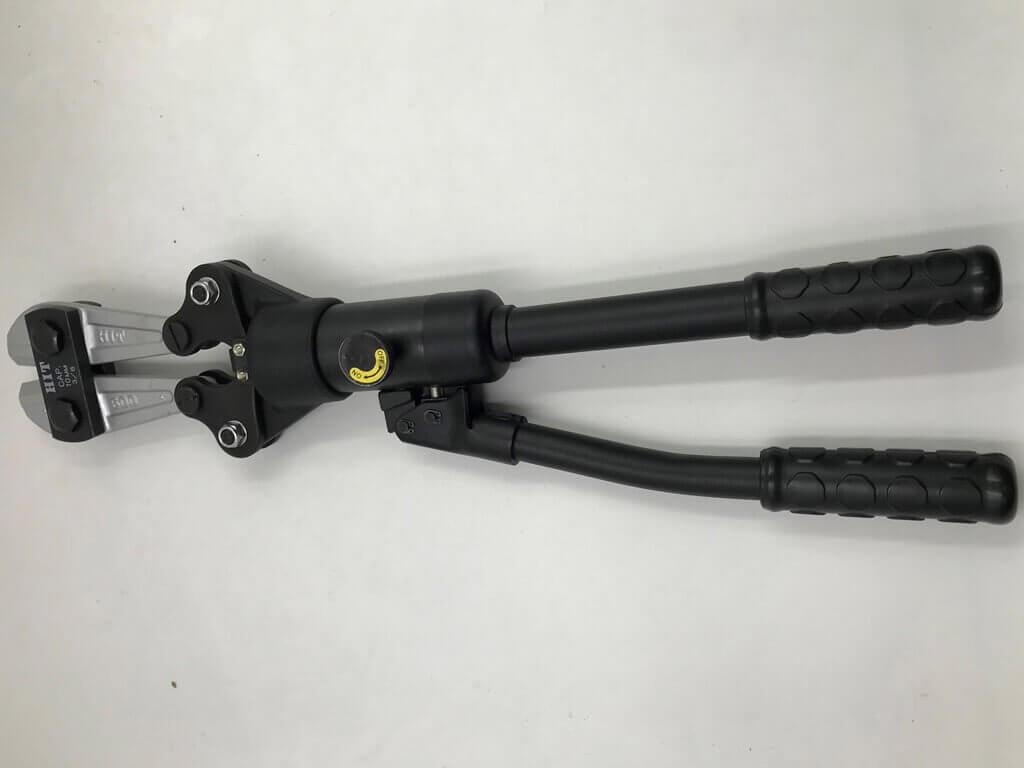 Hydraulic bolt seal cutter by Hoefon Security Seals